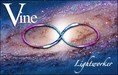 Australian Light Worker Spiritual Psychic Vine