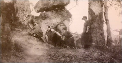 Picnic at Hanging Rock - Clyde School Girls 1920