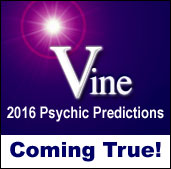 2016 Psychic Predictions Coming True - Melbourne Born Vine Accurate Psychic Readings