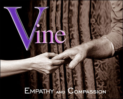 Empathy and Compassion Psychic Vine