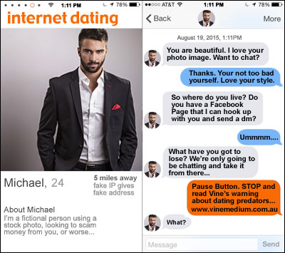 Online dating predators exposed