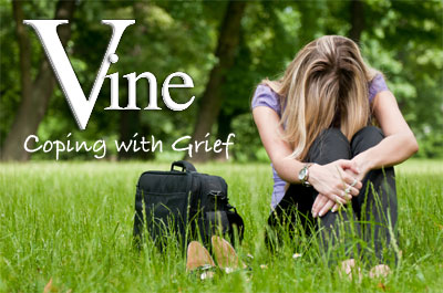 Coping with Grief - Vine Clairvoyant Medium
