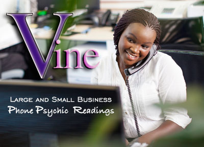 Vine Psychic Readings for Small Business Owners
