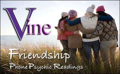 Friendship Psychic Readings