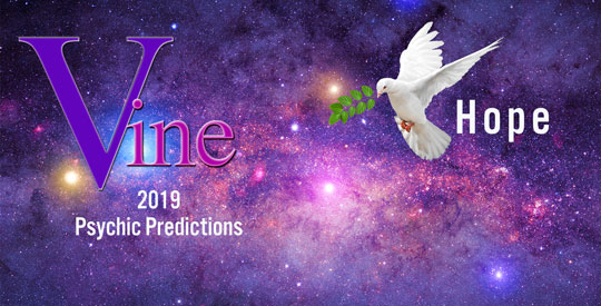 LATEST! PSYCHIC PREDICTIONS 2019 AUSTRALIA WORLD BY SEER VINE