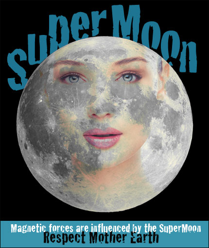 Vine Psychic Super Moon