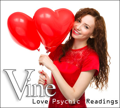 Vine Psychic Valentines Day Love Readings