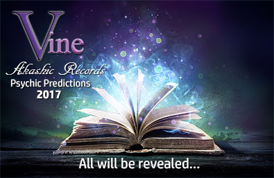 Akashic Records Psychic Predictions for 2017