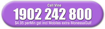 Call or Book a Discounted Psychic Reading with  Melbourne Clairvoyant Medium Vine